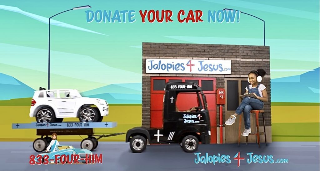 how to donate a car